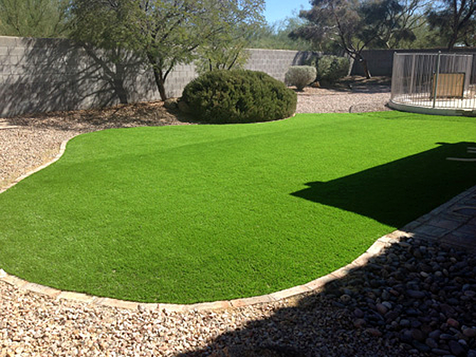 Artificial Grass Milford Massachusetts Lawn Front Yard