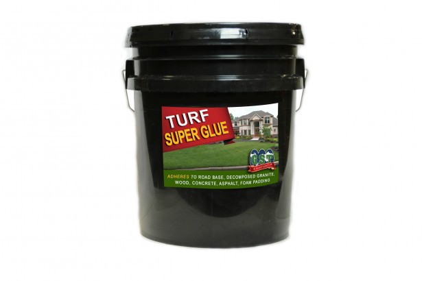 Turf Super Glue 5 Gallons synthetic grass tools