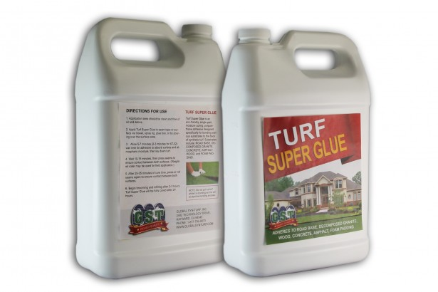 Turf Super Glue synthetic grass tools