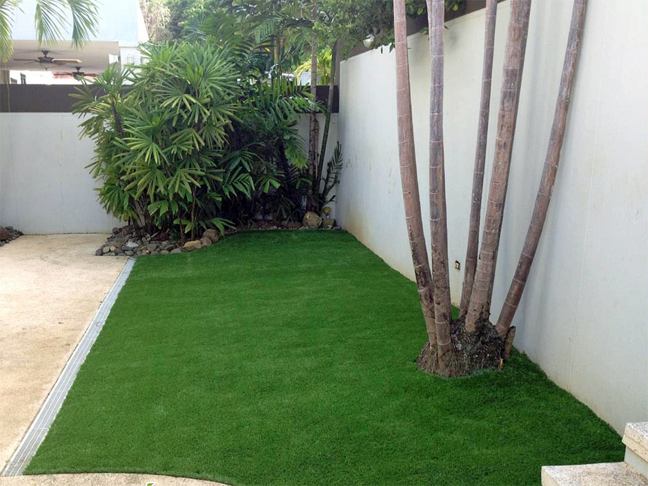 Synthetic Grass Essex Massachusetts Lawn Front Yard