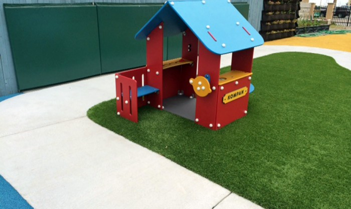 Artificial Grass for Playgrounds in Boston